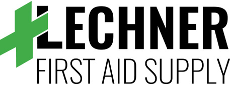 Lechner First Aid Supply Logo